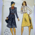 Pattern 8986  from Vogue Size 14 - misses' suit and blouse pattern