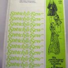 Pattern 905 from Stretch & Sew(1977) - girls' peasant dress