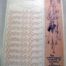 Stretch & Sew Pattern 245 - (1977) - Surplice and Hood/Bag