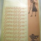 Stretch & Sew Pattern 1535 - (1975) - Jumper