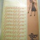 Stretch & Sew Pattern 1535 - (1975) - Jumper