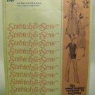 Stretch & Sew Pattern 1040 - (1978) - classic jackets