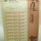 Stretch & Sew Pattern 1065 - (1974) - women's jeans jacket