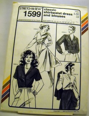 Past Patterns: 1900-1920's Patterns