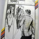 Pattern 1040 from Stretch & Sew(1979) - classic jackets
