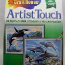 Unpainted Painting by Numbers Kit from Craft House (1999) - Magnificent Ocean  11255