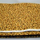 1-1/2+ yds fabric by Timeless Treasures Fabrics, Inc. - Patt # Coffee C9973