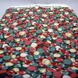 1 yd fabric by Fabric Traditions(1993) - Buttons
