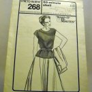 Pattern 268 from Stretch & Sew (1982) - 60-minute shell