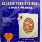 Picture Frame Kit from Classic Publications Sticky Frames  - PF-81
