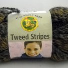 Lion Brand Tweed Stripes Yarn 3 oz (85 g)skein - color 203 Tundra