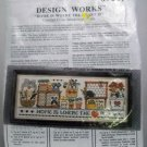 Design Works Counted Cross Stitch Kit - Home Is Where The Heart Is #87241