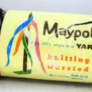 Vintage Oregon Worsted Maypole 3-1/2 oz skein - Navajo 1254
