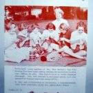 Vintage Leaflet No. 11 Oregon Worsted Co. - TV Deserted by Girls for Knitting