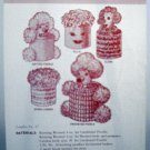 Vintage Leaflet No. 17 Oregon Worsted Co. - Tissue Toppers