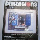 Dimensions Crewel  Kit Bird Watching #1364 A Gallery Collection Design (1989)