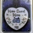 the New Berlin mini counted cross stitch kit #30429 Home Sweet Home