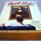 Real Art! The Paint-by-Number Kit by Douglas Brenner Paintings By Nancy Stahl (2004)