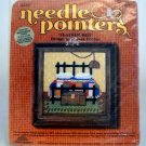 "Needlepointers Kit (1976) from Sunset Designs  - ""Feather Bed"" #5761"