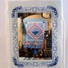 The Vanessa-Ann Collection miniature quilt pattern and instructions  - C286  Poppyseed Puzzle