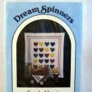 Dream Spinners by Great American Quilt Factory Pattern (1983) - Simply Hearts