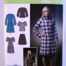 Simplicity Pattern 2764 - (2008) - Size D5 (4,6,8,10,12) - Easy Chic