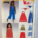 New Look pattern 6361 Size (A 3-8) - Kids!