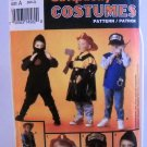 Simplicity Boy's Costumes Pattern 8644 - (1993)  - Size A (S, M, L)