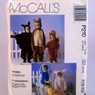 McCall's Little Ones Costumes Pattern 3884 P210 - (1988)  - Size EX-SMALL (1-2)