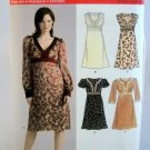 New Look pattern 6615 Size A (10-22) - Misses' Dress with Variations