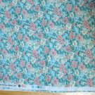 1-1/2 yds Vintage Allover Floral from Peter Pan Fabrics