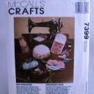 McCall's Crafts Pattern 7399 - (1994)  - Sew 0rganized