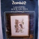 Danico Design Cross and Backstitch Kit  - 10-015 Laughing Kookaburra