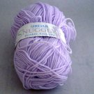 Sirdar Snuggly 191 yards / 50 grams  - 1  skein color 219 Lilac lot 339