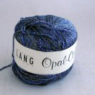 Lang Opal-Color 50 g/155m 58% nylon/42% viscose - 1 ball color 124