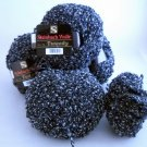 Steinbach Wolle Tweedy 1.75 oz (50 g) ball - Lot of 3+ balls color black tweed 011