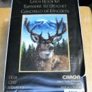 "Classics Latch Hook Kit by Caron (20"" x 30"") - Deer CC0102"