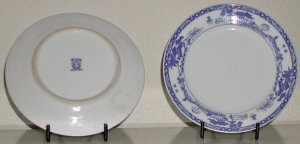 Noritake Bread and Butter Plate - B0019