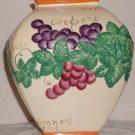 Handmade Nonni's Biscotti Jar - CB0030