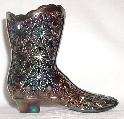 Vintage Glass Boots - ...