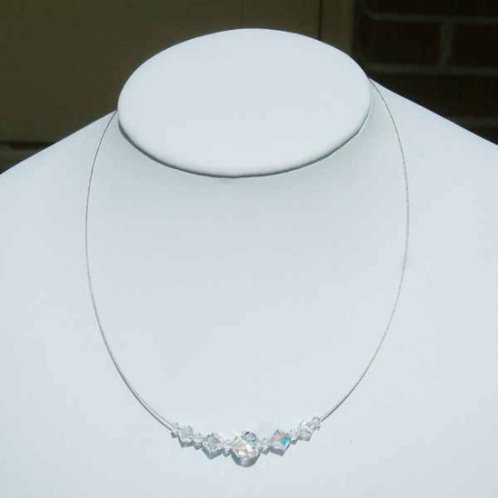 Swarovski Crystal Bridal Choker
