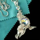 Ocean Wild Seal / Sea Lion Swarovski Crystal Necklace