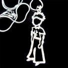The Little Prince Le Petit Prince Swarovski Crystal Necklace