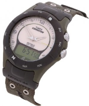 Timex Mens Expedition Chronograph Watch Indiglo