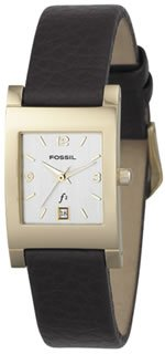 Fossil Silver Dial Es9977