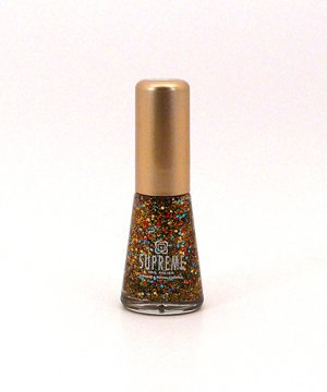 Glamorous Cosmetics Supreme Nail Polish #24 Party in a Bottle
