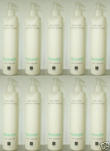 10 GAP HEAVEN SCENTED BODY LOTION WHOLESALE SIZE 7 OZ