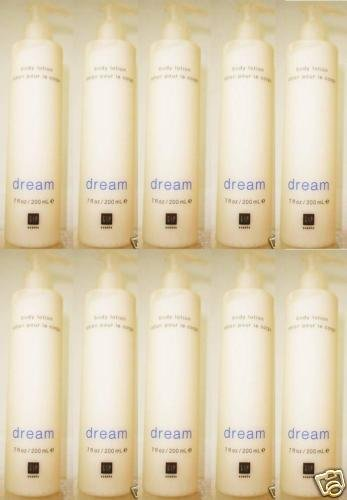 10 x GAP DREAM BODY LOTION MADE IN USA FULL SIZE 7 OZ