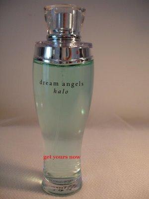 VICTORIA SECRET DREAM ANGELS HALO PERFUME PARFUM 2.5 OZ