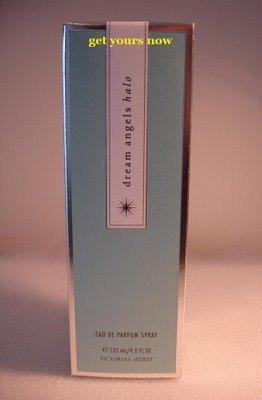 4 VICTORIA SECRET DREAM ANGELS HALO PERFUME 75 ml/2.5oz